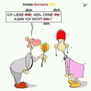 invata germana, limba germana, exrecitii germana, exercitii de limba germana, test germana, teste de limba germana, test germana b2, invata germana abc, pronumele posesiv, pronumele posesiv in limba germana