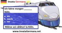 invata germana, limba germana, exrecitii germana, exercitii de limba germana, test germana, teste de limba germana, test germana b2, invata germana abc